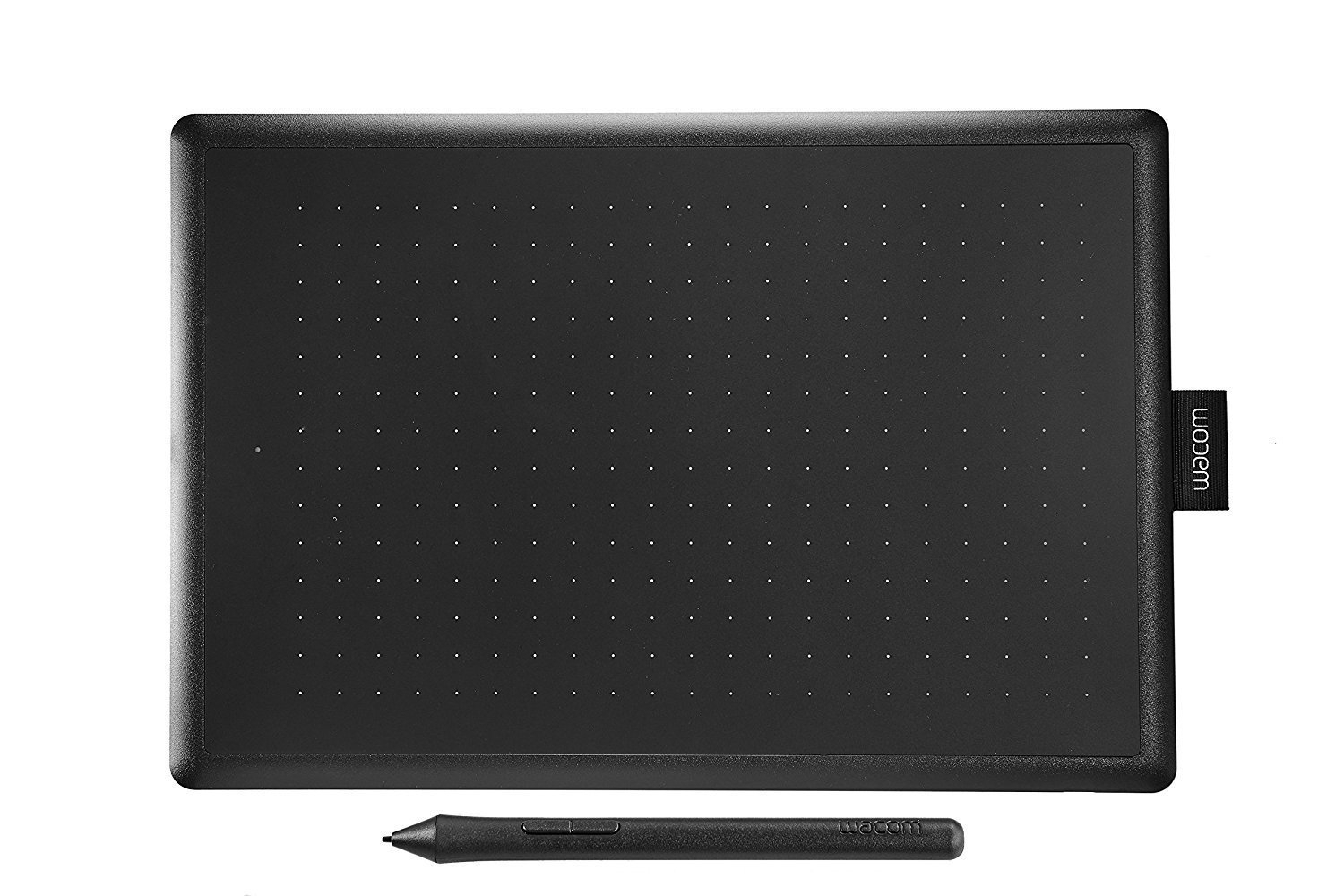 Графический планшет WACOM One CTL-472 (210 x 146 x 8.7 mm, Black, USB)