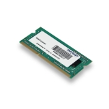 Модуль памяти SODIMM 4GB DDR3 PATRIOT PSD34G160081S (PC12800, 1600MHz)