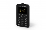 Телефон sPhone Hiper Card Black P-01BLK