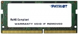 Модуль памяти SODIMM 4GB DDR4 PATRIOT PSD44G266681S (2666MHz)
