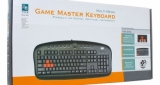 Клавиатура A4 KB-28G-1 Gaming (Black, USB)