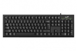 Клавиатура Genius Smart KB100 (USB, black)