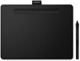 Графический планшет WACOM Intuos M CTL-6100WLK-N Bluetooth (264 x 200 x 8.8 mm, Black)